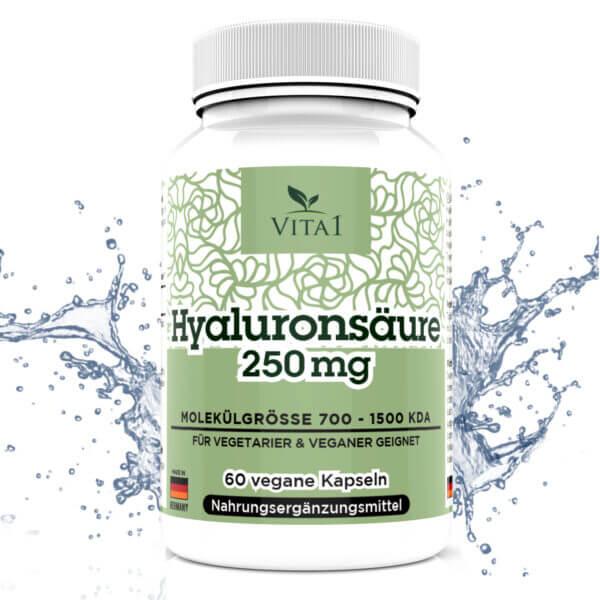 VITA1 Hyaluronsäurekapseln