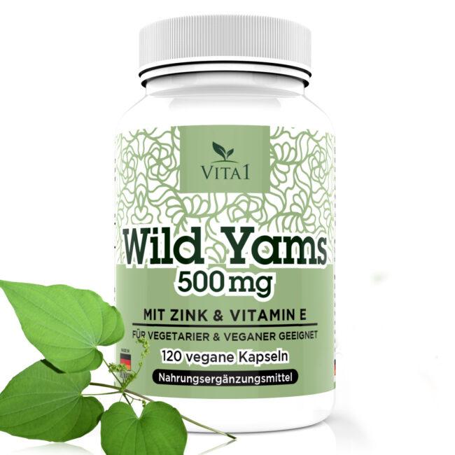 wild yams