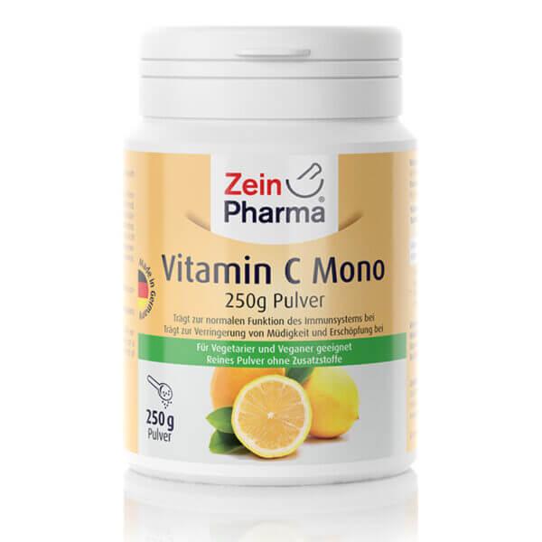 ZeinPharma Vitamin C Mono Pulver
