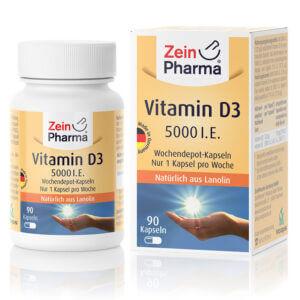 ZeinPharma Vitamin D3