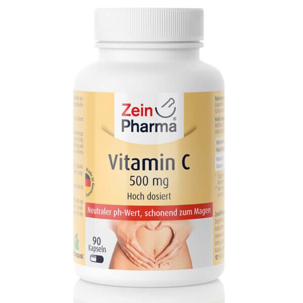 ZeinPharma gepuffertes Vitamin C
