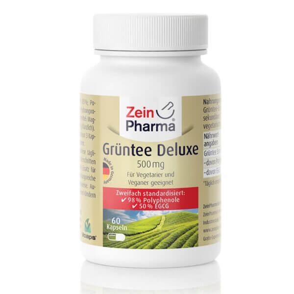 ZeinPharma Grüntee Deluxe