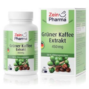 ZeinPharma grüner Kaffee