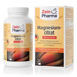 ZeinPharma Magnesium Citrat