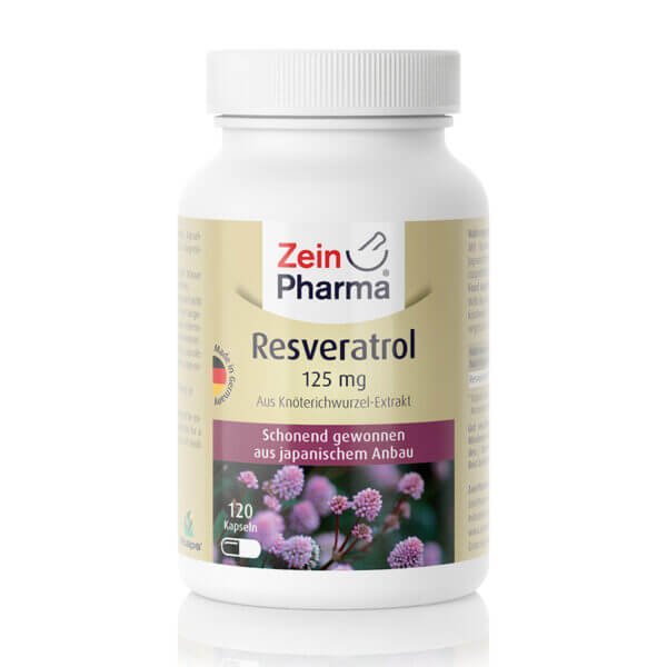 ZeinPharma Resveratrol
